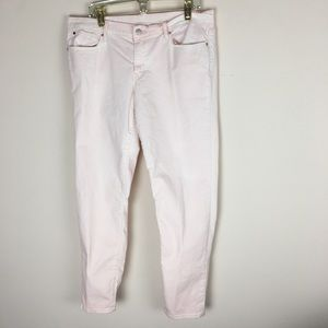 GAP | Legging Jean Light Pink 33r
